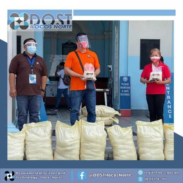 DOST-I fortifies Ilocos Norte's emergency response through S&T developed products image