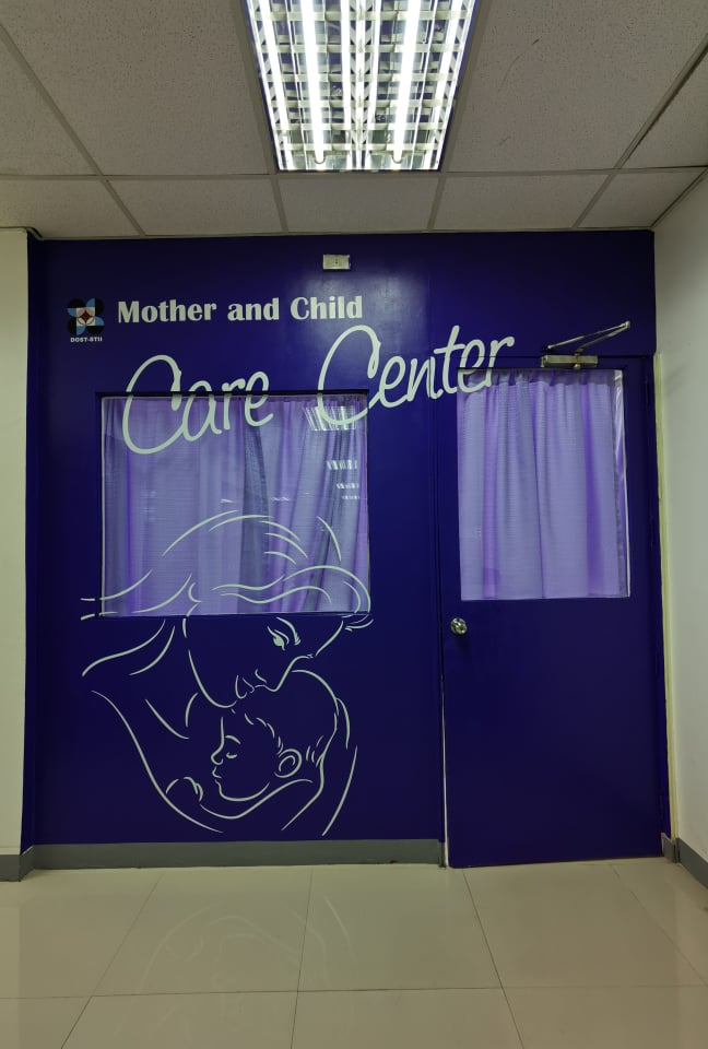 DOST's science info institute opens Mother and Child Care Center for employees image