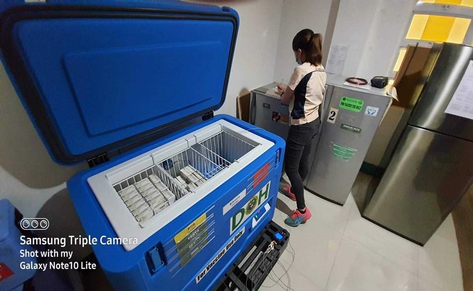 DOST Region X offers free calibration for COVID-19 vaccine storage equipment image
