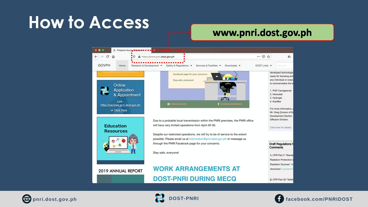 DOST-PNRI makes nuke educational materials more accessible to high school teachers image