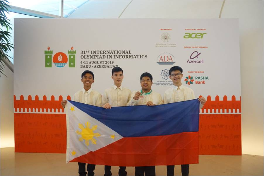 2020 Nat'l Informatics Olympiad goes online image